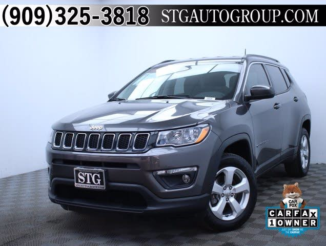 Used Jeep Compass For Sale In Los Angeles Ca Cargurus