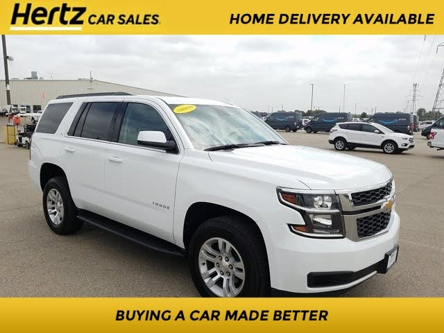 2019 Chevrolet Tahoe For Sale In Dallas Tx Cargurus