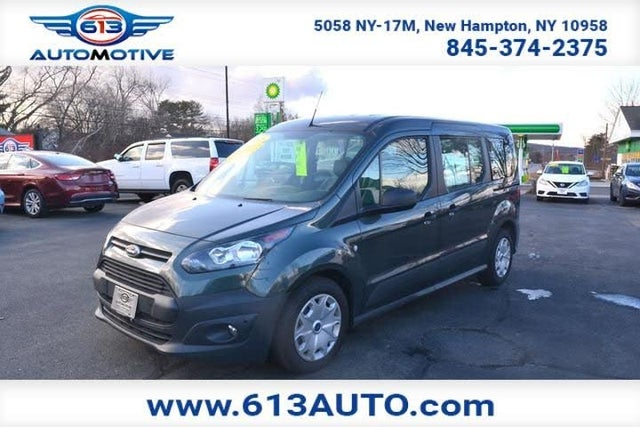2018 Ford Transit Connect Wagon XL LWB FWD with Rear Cargo Doors