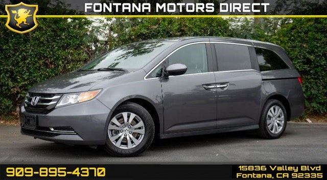 2017 Honda Odyssey EX-L FWD with RES