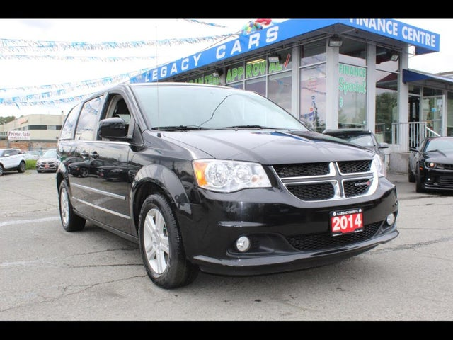 2014 Dodge Grand Caravan Crew Plus FWD