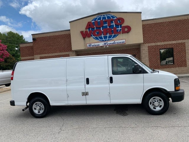 2016 Chevrolet Express Cargo 2500 Extended RWD