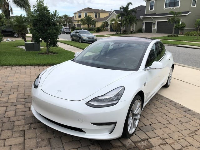 2018 Tesla Model 3 Long Range AWD