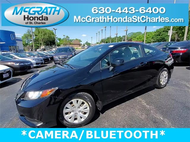2012 Honda Civic Coupe LX