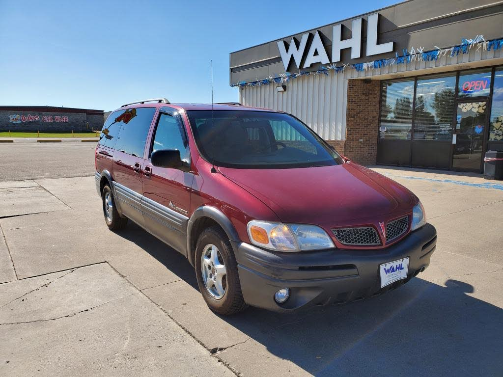 Used 2004 Pontiac Montana Base Extended For Sale  With Photos