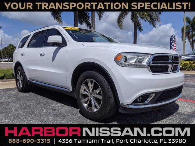 2016 Dodge Durango Limited RWD