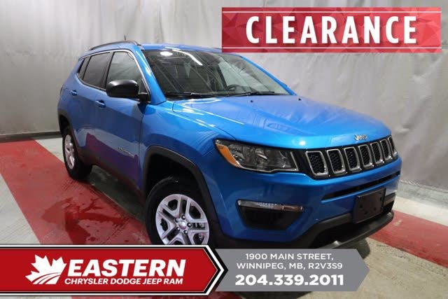 2019 Jeep Compass Sport 4WD
