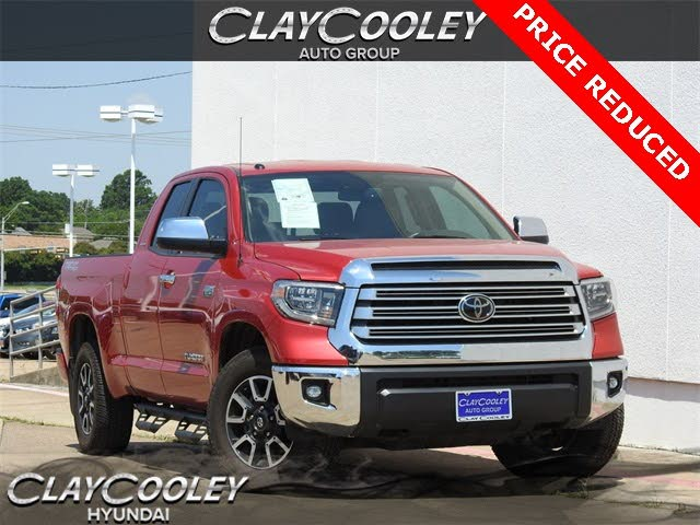 2018 Toyota Tundra Limited Double Cab 5.7L