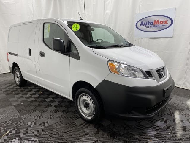 2019 Nissan NV200 S FWD