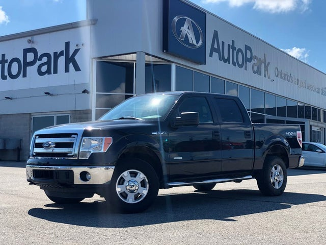 2014 Ford F-150 XLT SuperCrew 4WD