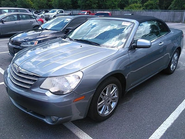 2008 Chrysler Sebring Limited Convertible FWD