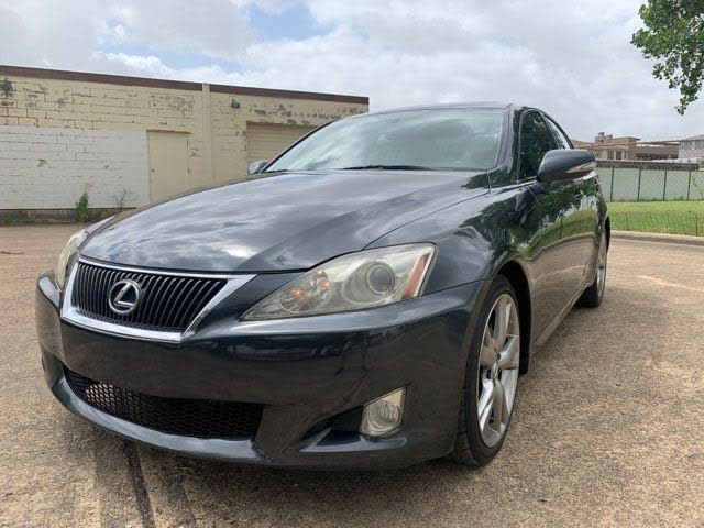 2010 Lexus IS 250 RWD