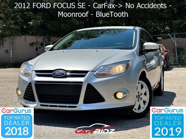 2012 Ford Focus SE Hatchback