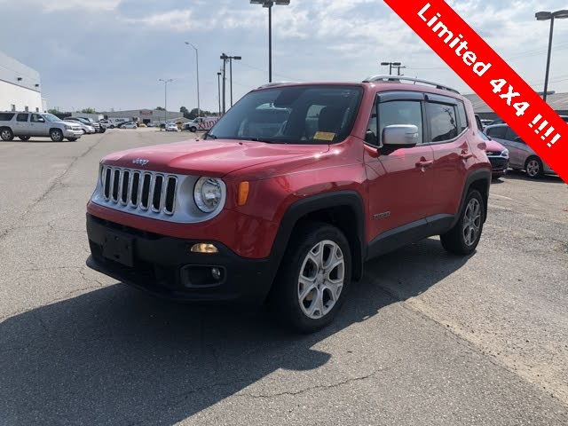 Used 2015 Jeep Renegade For Sale With Photos Cargurus