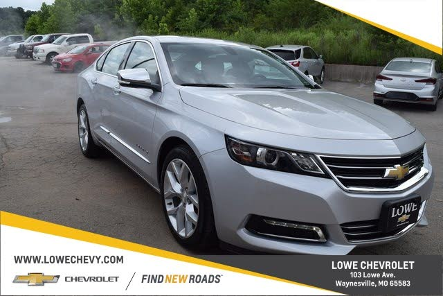 Used Chevrolet Impala For Sale In Springfield Mo Cargurus