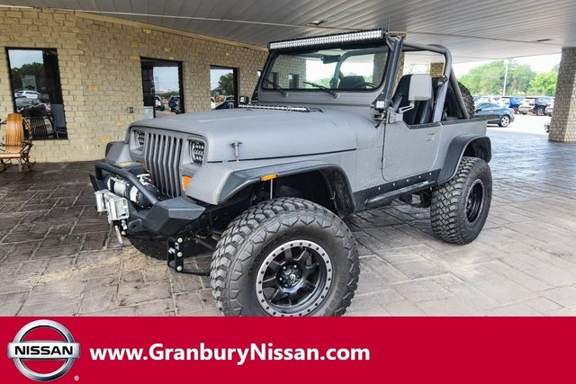Used 1990 Jeep Wrangler For Sale With Photos Cargurus