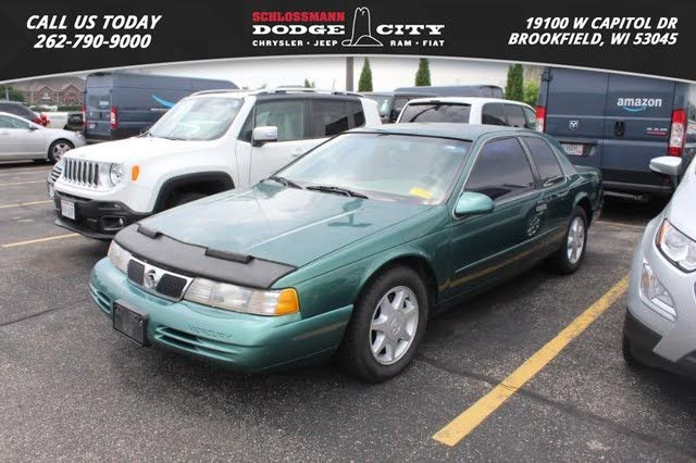 1997 mercury cougar xr7 coupe rwd for sale in milwaukee wi cargurus cargurus