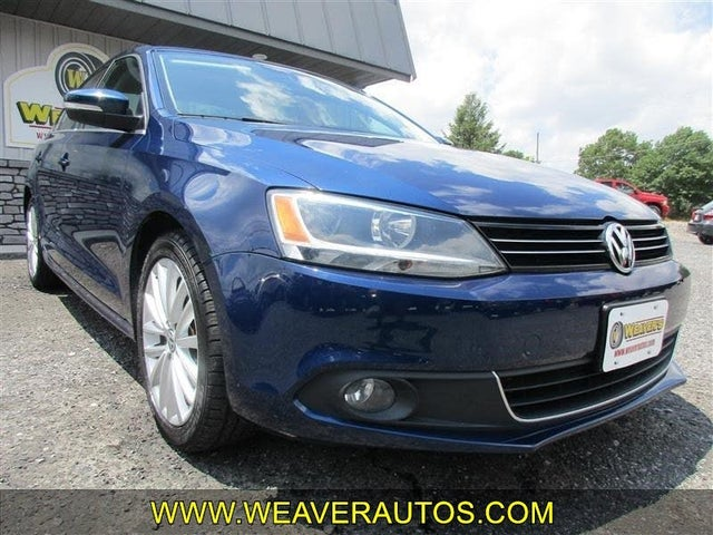 2014 Volkswagen Jetta TDI with Premium and Nav