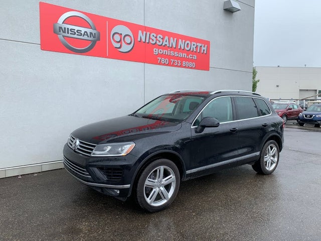 2017 Volkswagen Touareg V6 Executive
