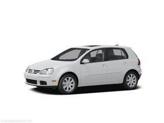 2008 Volkswagen Rabbit 4-Door