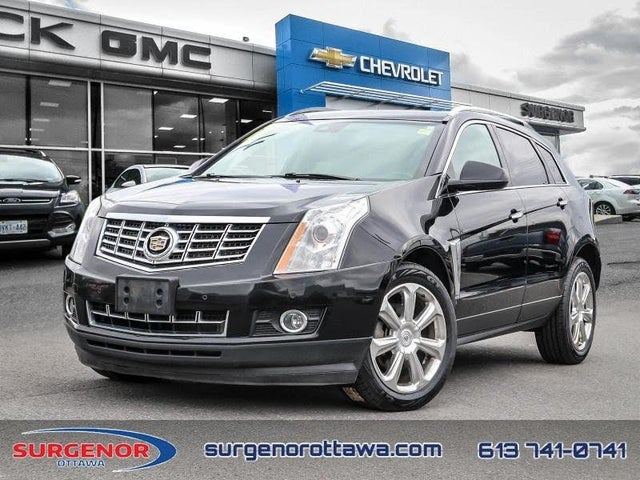 2016 Cadillac SRX Performance AWD