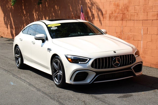 2020 Mercedes-Benz AMG GT 63 4MATIC AWD