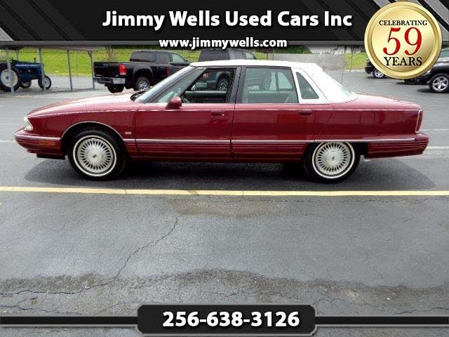 1995 Oldsmobile Ninety-Eight 4 Dr Regency Elite Sedan