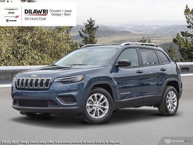 2020 Jeep Cherokee Sport 4WD