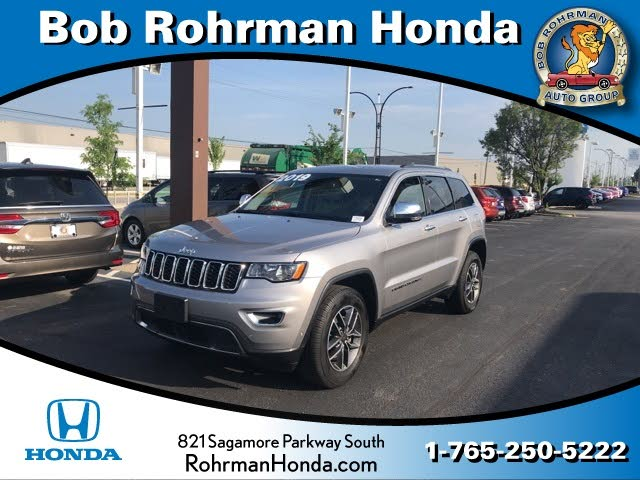 Used Jeep Grand Cherokee For Sale In Terre Haute In Cargurus