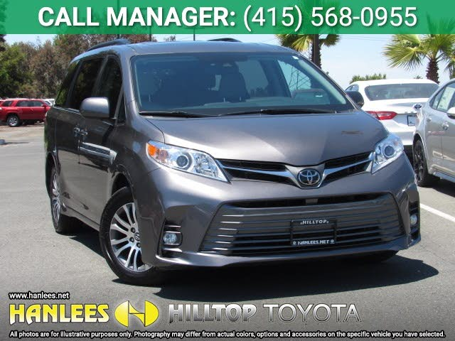 2020 toyota sienna for sale in daly city ca cargurus cargurus