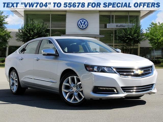 Used Chevrolet Impala For Sale In Columbia Sc Cargurus