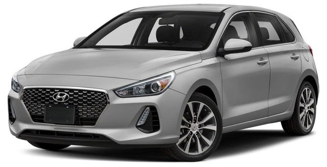 2020 Hyundai Elantra GT Preferred FWD
