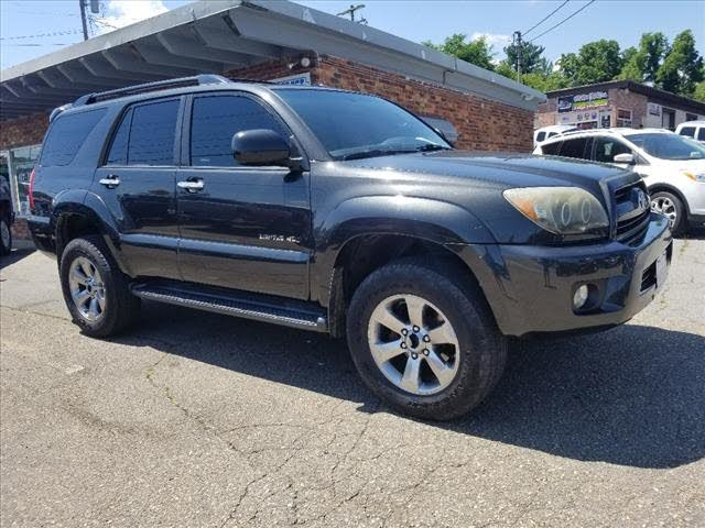 2007 Toyota 4Runner V6 4x4 Limited