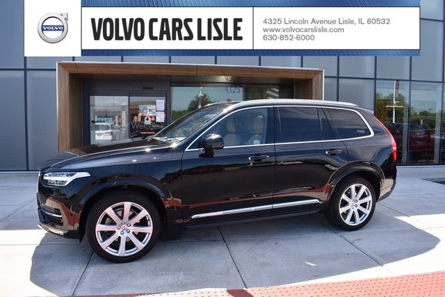 2016 Volvo XC90 T6 First Edition AWD