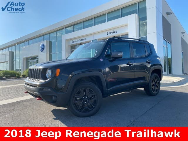 Used 2019 Jeep Renegade For Sale With Photos Cargurus