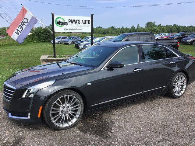 2016 Cadillac CT6 3.0TT Premium Luxury AWD