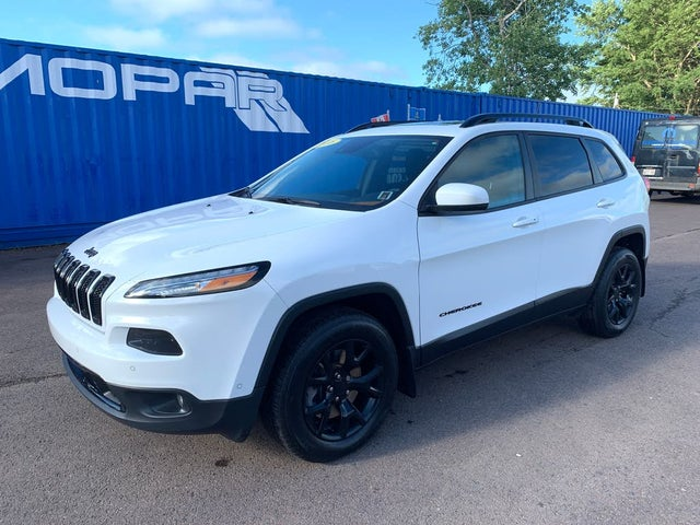 2016 Jeep Cherokee High Altitude 4WD