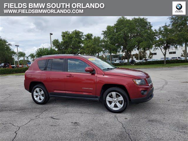 Used Jeep Compass For Sale In Orlando Fl Cargurus