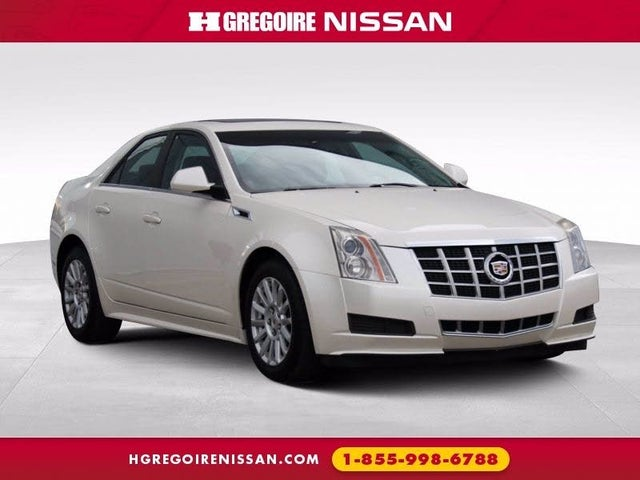 2013 Cadillac CTS 3.0L Luxury AWD