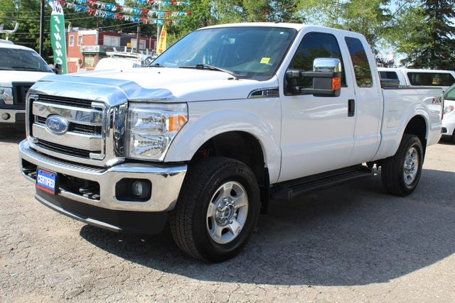 2016 Ford F-250 Super Duty XLT SuperCab 4WD