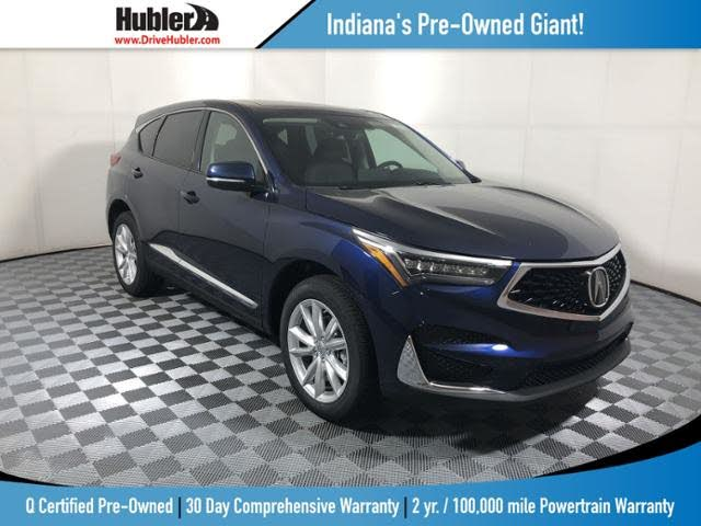 2020 acura rdx for sale in indiana