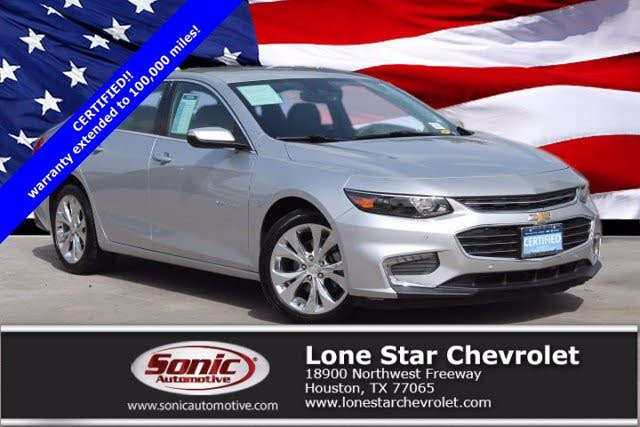 Used Chevrolet Malibu For Sale In Houston Tx Cargurus