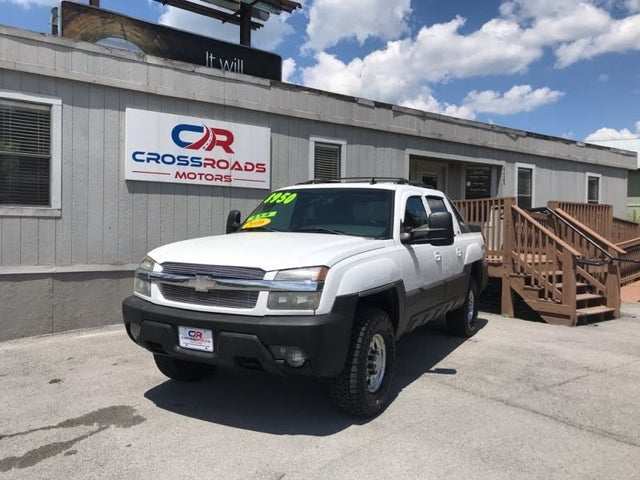 2006 Chevrolet Avalanche 2500 LS 4WD