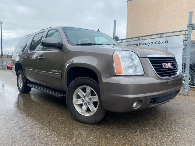 2013 GMC Yukon XL SLT 4WD with 1SD