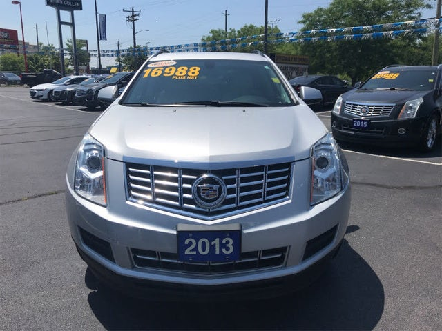 2013 Cadillac SRX Leather FWD