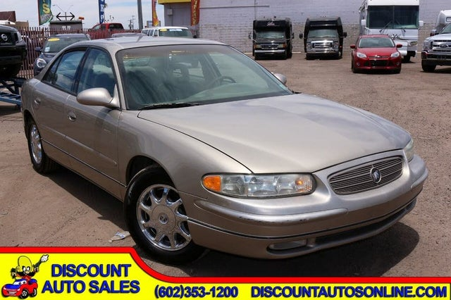 2002 Buick Regal LS Sedan FWD