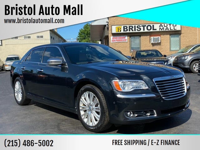 2013 Chrysler 300 C Luxury Series AWD