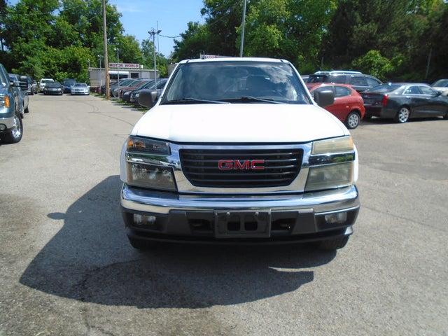 2006 GMC Canyon SLE1 Crew Cab 4WD