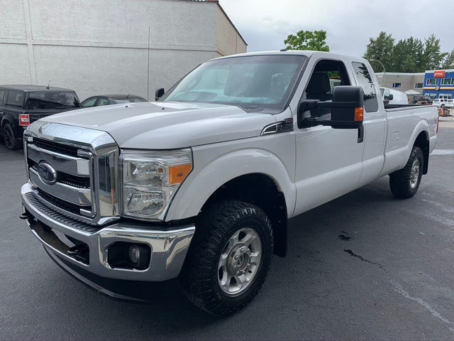 2013 Ford F-250 Super Duty XLT SuperCab 4WD