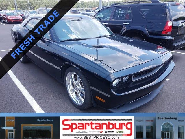2013 Dodge Challenger R/T Classic RWD